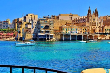 BeWeekend - Malta katamaranem