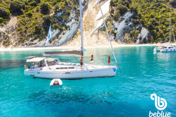 Sailing boat crewed cruise: Ionian Islands, Greece