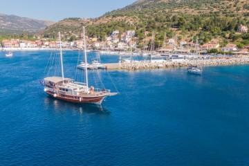 Crociera in Caicco: Zante e isole Ioniche, Grecia