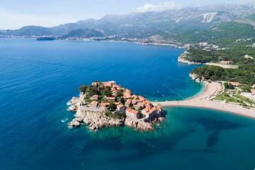 Crociera in caicco: Montenegro la perla dell'Adriatico