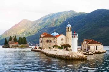 Crociere in caicco: la baia di Cattaro e il Montenegro