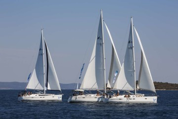 Flotilla BeFree: Southern Croatia from Split