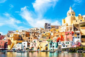 Capri, Ischia and Costiera Amalfitana: sailing cruise