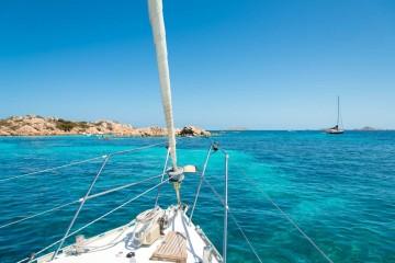 Crociera in barca a vela: Sardegna del Nord e Corsica