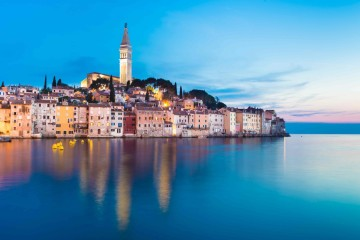 BeWeekend: Cruise to Trieste and Istria, Slovenia and Croatia