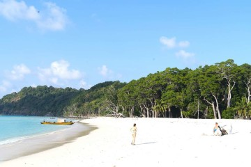 Birmania, Arcipelago di Mergui 6 giorni