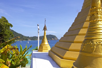 Andaman islands sailing cruise: 11 or 13 days