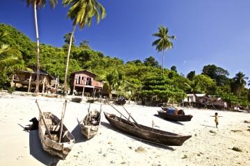 Birmania, Arcipelago di Mergui 8 giorni