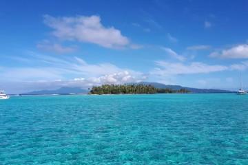 Bora Bora, Polinesia Francese: crociera in catamarano