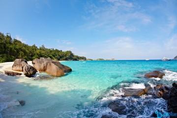 CAPODANNO nel Mar delle Andamane e Isole Similan, Thailandia