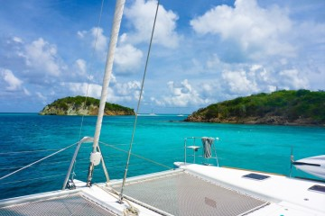 Caribbean: Catamaran Cruise from Martinique to Tobago Cays