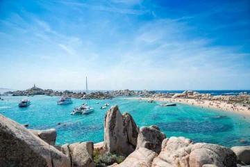 """All Inclusive"" catamaran cruise: Corsica"