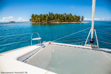 Catamaran cruise: San Blas islands, Panama