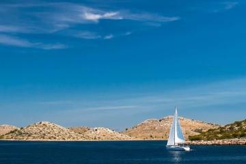 Crociera a vela alle Isole Incoronate, Croazia