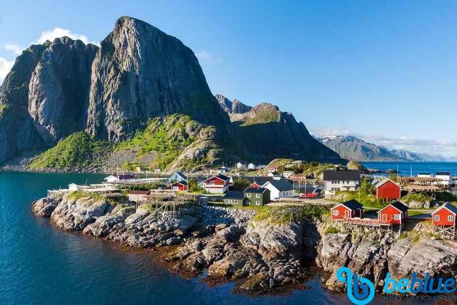 Crociera a vela alle Lofoten, Norvegia