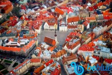 Crociera a vela a Tallin, Estonia