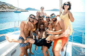 Flotilla BeFree: Saronic Gulf, Greece
