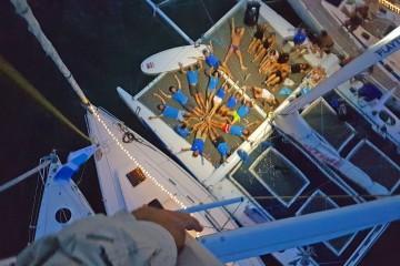 Flottiglia Festa del Redentore a Venezia