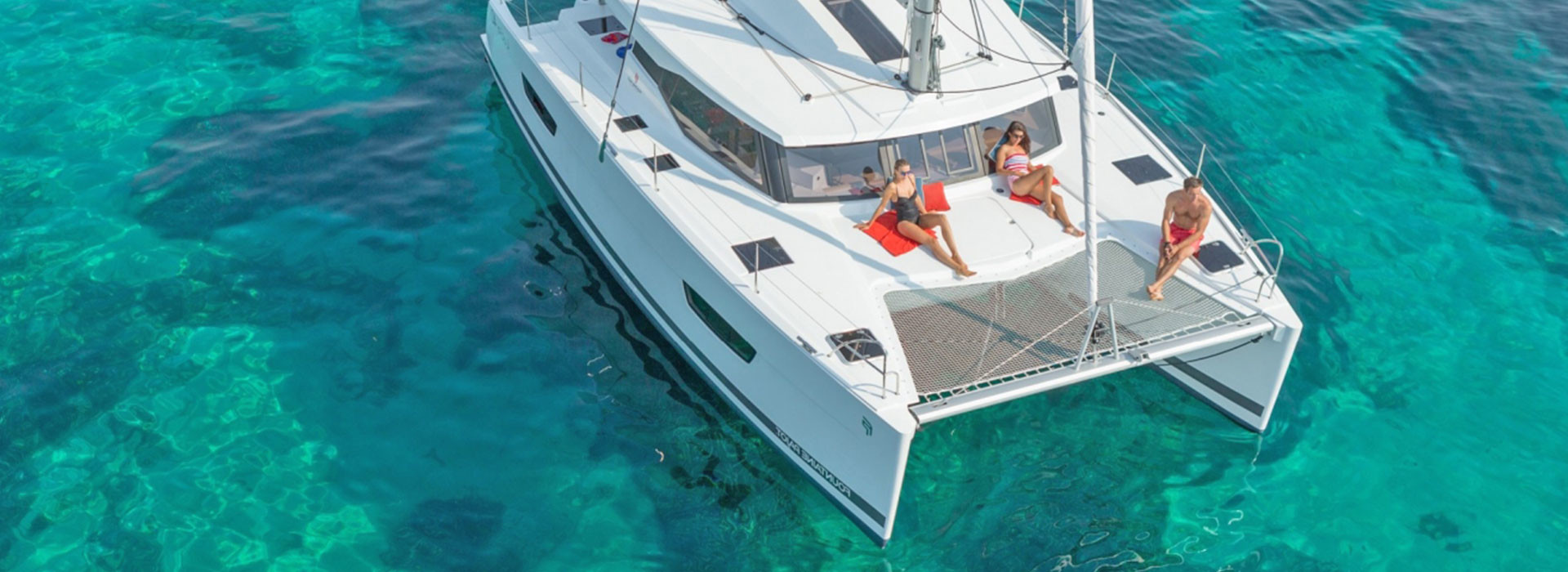 36 TO 60 FEET CATAMARANS AVAILABLE ALL OVER THE WORLD