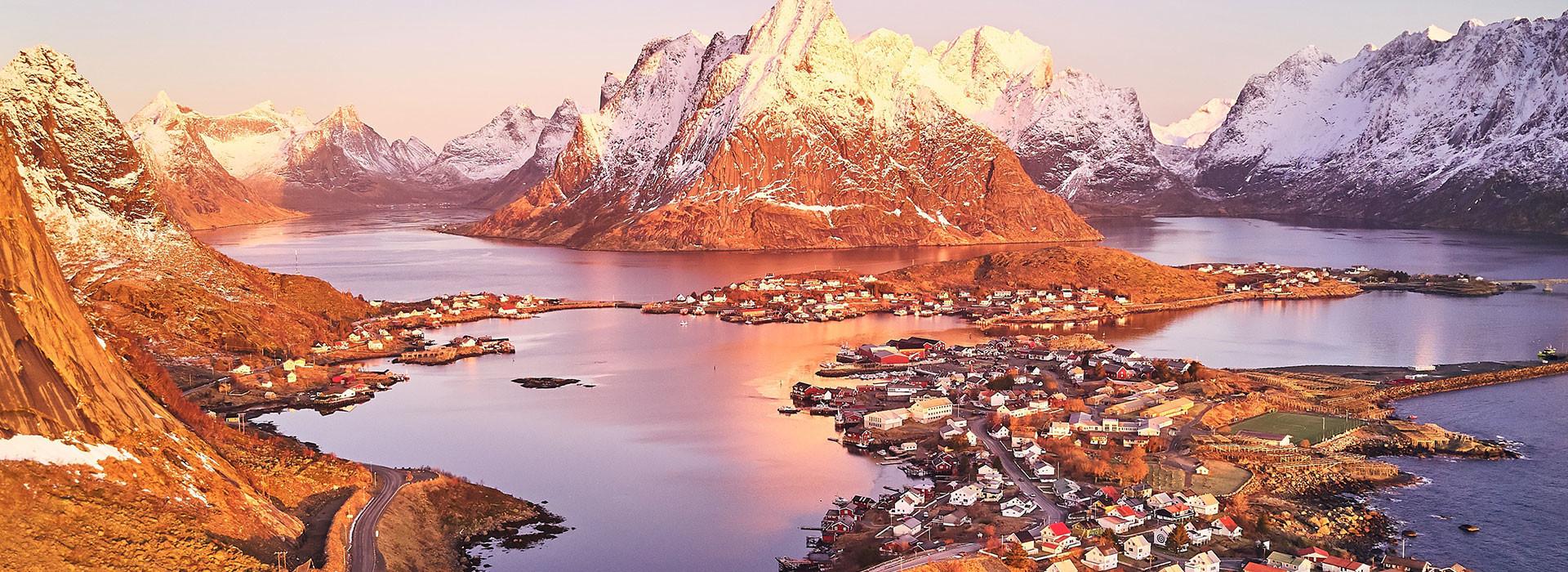 NORVEGIA: FIORDI E ISOLE LOFOTEN