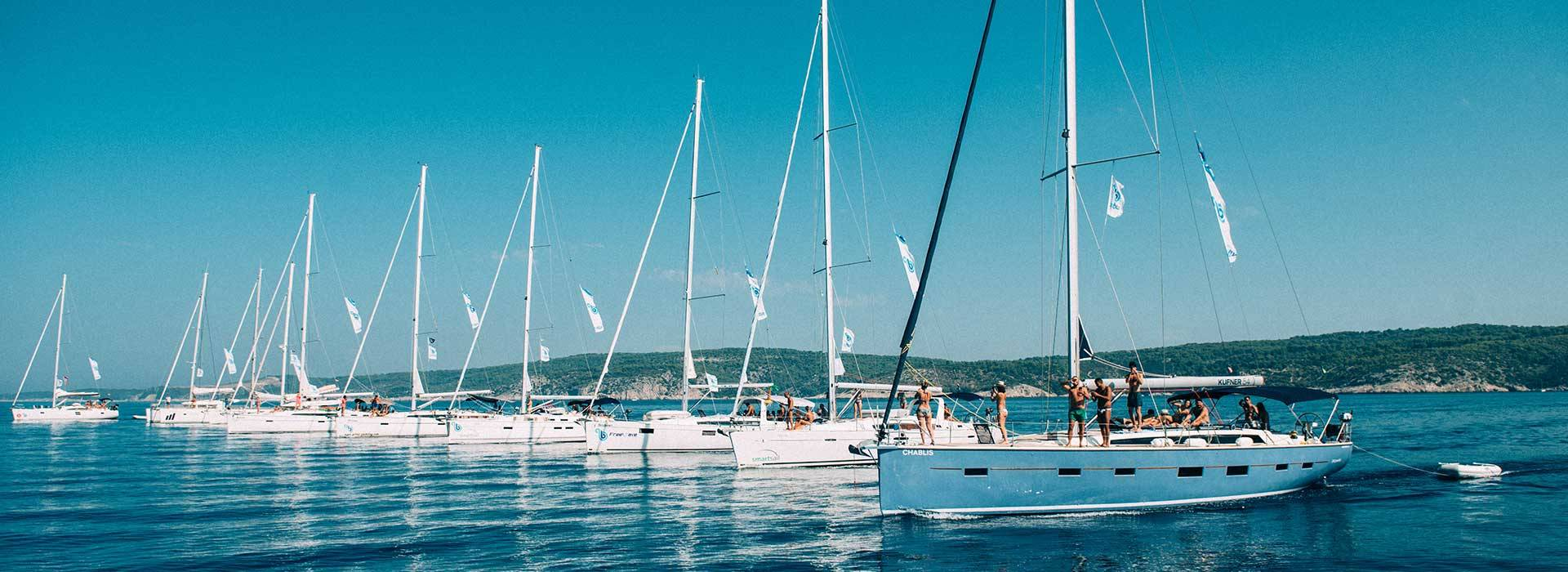SUMMER FLOTILLAS 2019: BOOKINGS OPEN