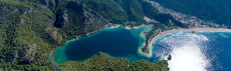 Turkey, sailing tour Gocek-Marmaris Fethiye