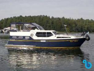 Aqua Yacht 1200, Siva