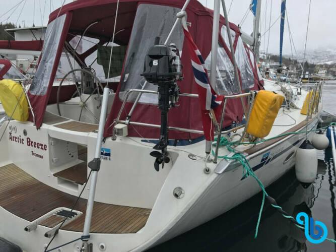 Bavaria 51 Cruiser, Arctic Breeze