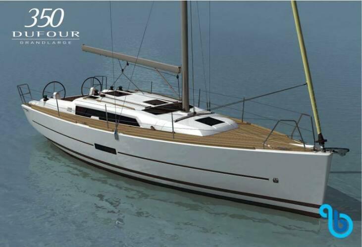 Dufour 350 GL, Valencia_DB