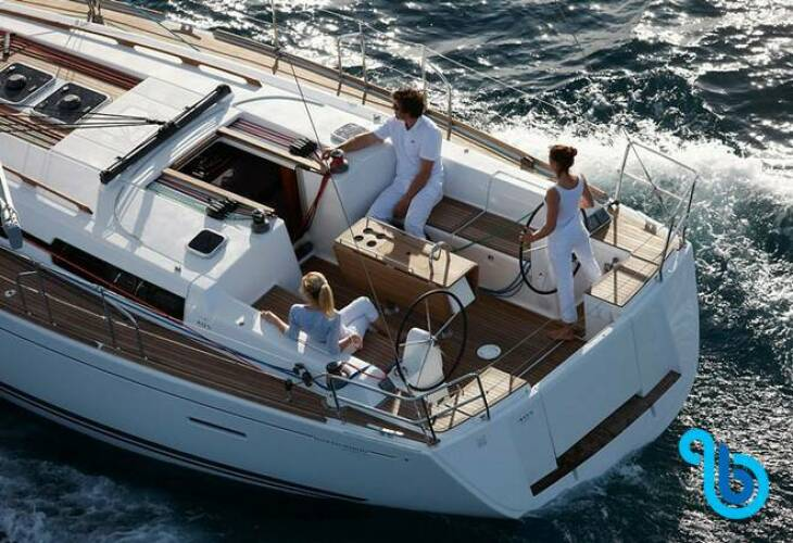 Dufour 405 GL, BABAGE **