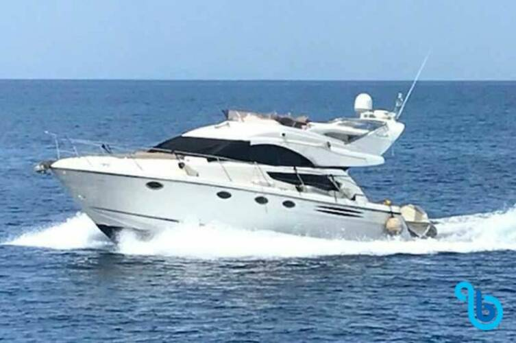 Fairline Phantom 40, Alter Ego IV
