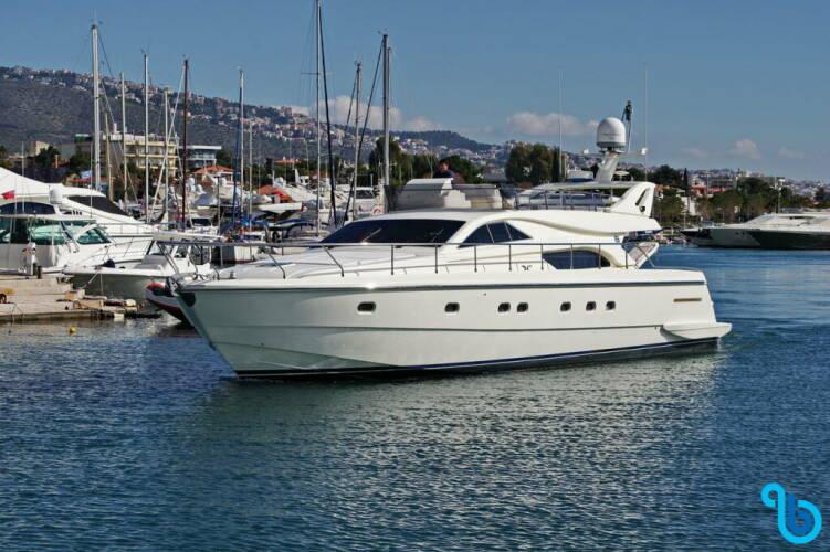 Ferretti Yachts 57, Palmyra