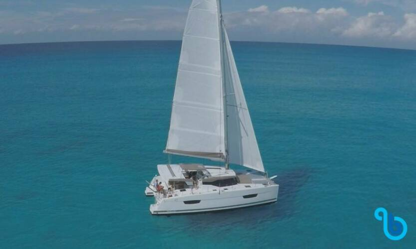 Fountaine Pajot Lucia 40, ENTANGLEMENT_DB **