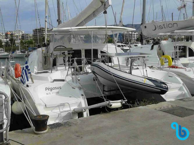Lagoon 380 S2, Pegasus