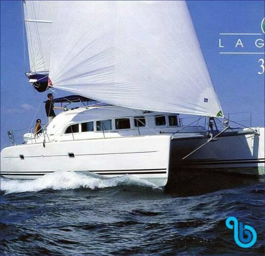 Lagoon 380, PRES- L38-17-G