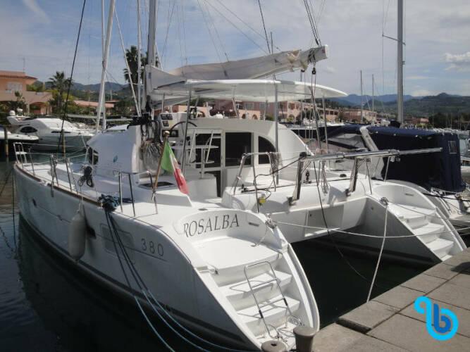 Lagoon 380, Rosalba