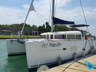 Lagoon 400 S2 Premium, Jimmy Blue