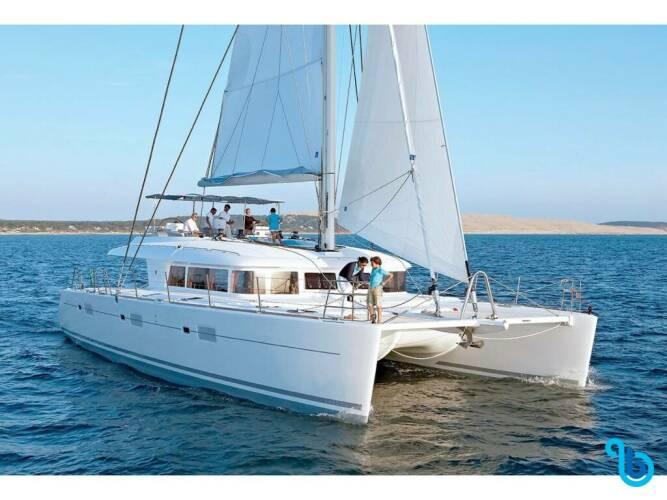 Lagoon 620, GB Odyssey