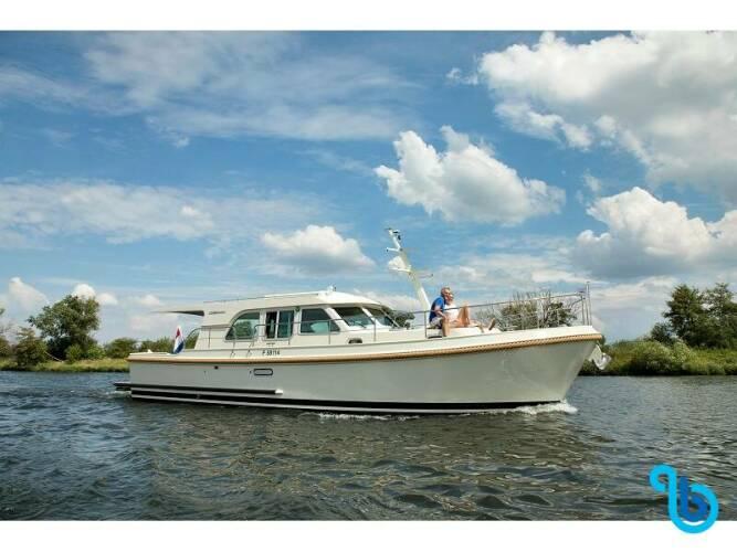 Linssen Grand Sturdy 40.0 Sedan, Summerwind