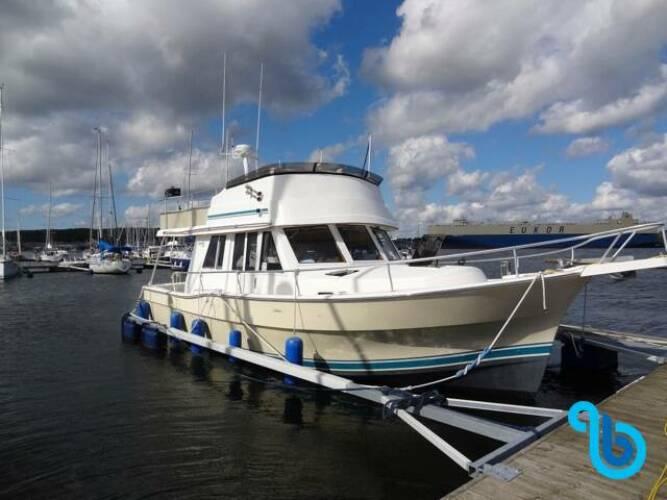 Mainship 390 Trawler, Old Grumpy