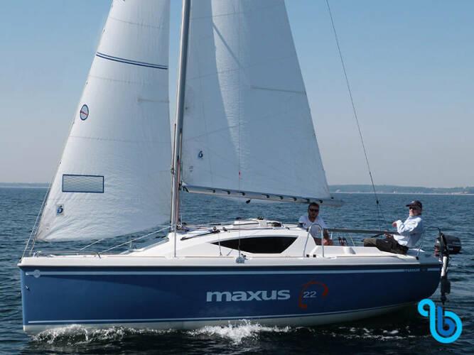 Maxus 22 Prestige 9917, Lambedusa