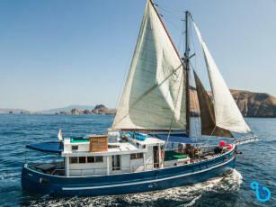 Motor sailer, Anne Judith II