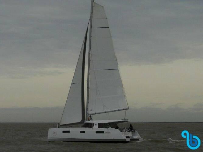 Nautitech 40 Open, SEA GARDEN
