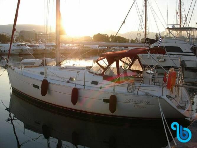Oceanis 361, Patmos