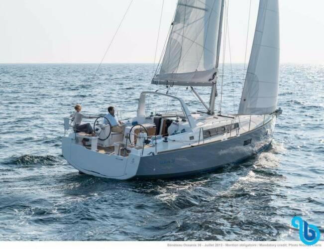 Oceanis 38, KIRIAKI **