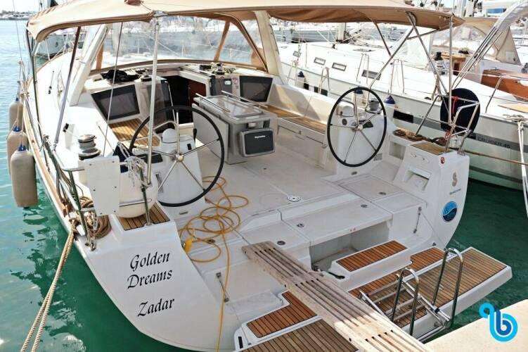 Oceanis 45 Golden Dreams