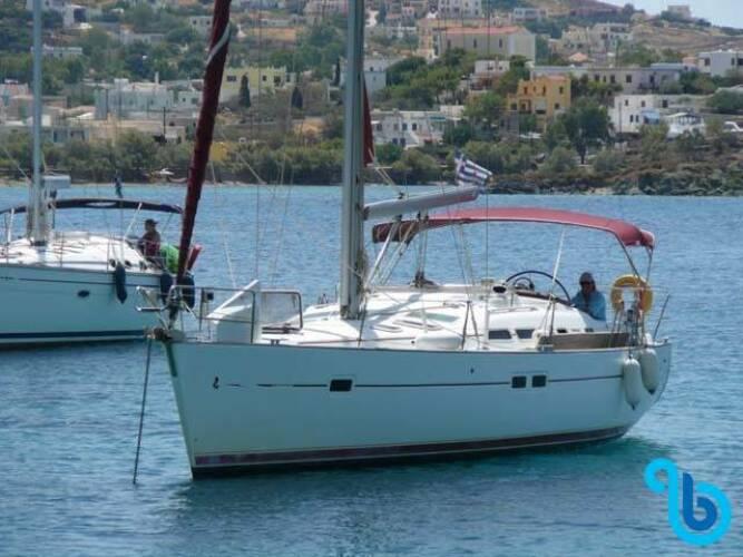 Oceanis Clipper 423 ZANTE **