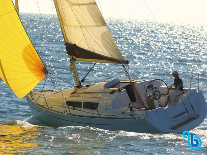 Sun Odyssey 30 i, Beagle