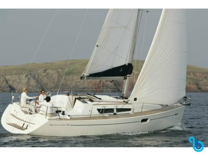Sun Odyssey 36i Rebecca