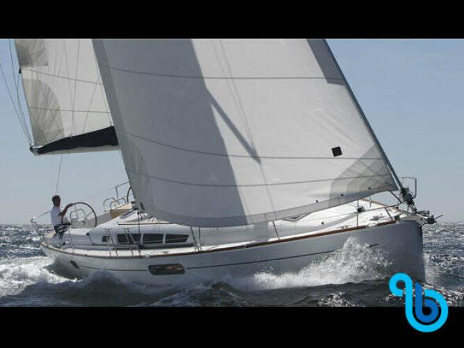 Sun Odyssey 44i SO 44 I-11-CRO
